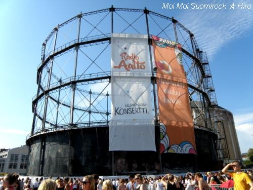 Radio Aalto concert 12.06.2011