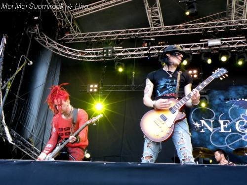 Radio Aalto concert Negative 12.06.2011