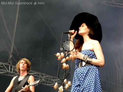 Radio Aalto concert Jenni Vartiainen 12.06.2011