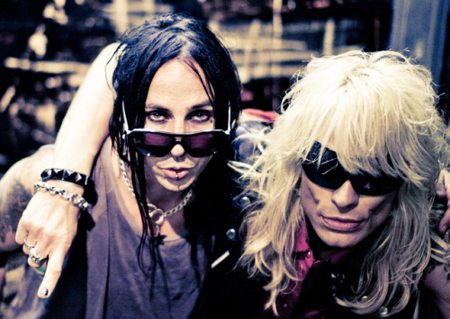 Michael Monroe promo photo: villeakseli.com