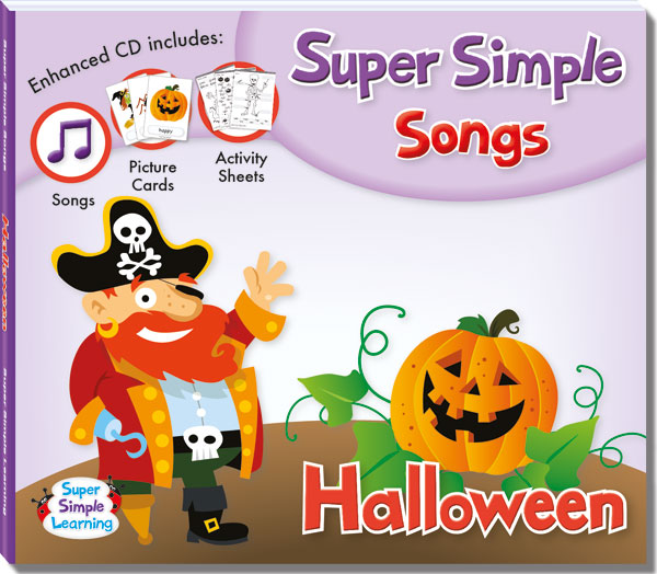 Suer Simple Songs - Halloween