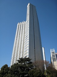 赤坂プリンスホテル新館