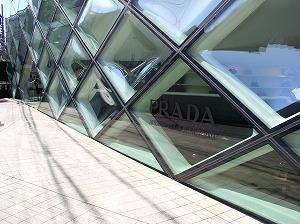 プラダ ブティック青山店2