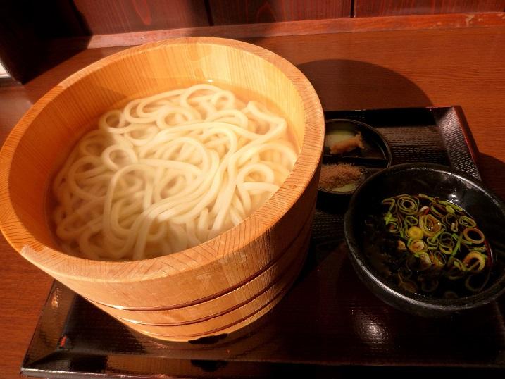 丸亀製麺釜揚げ1