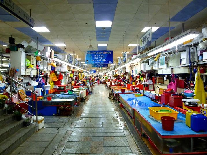 チャガルチ市場2