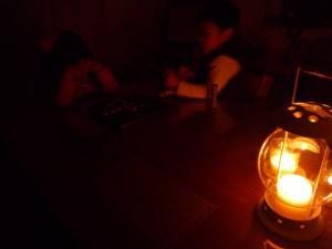 暗闇のオセロ