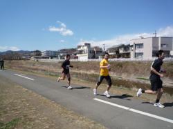 武蔵稜マラソン