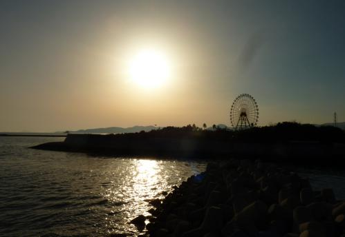 sunset of ako yotchhavor