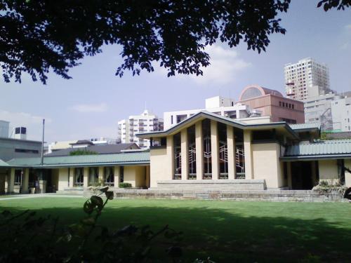 jiyuugakuenn facade