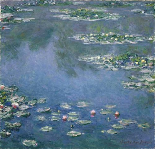 Claude_Monet_-_Water_Lilies_-_1906,_Ryerson