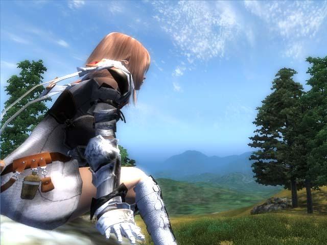 このゲーム、風景綺麗ですよね