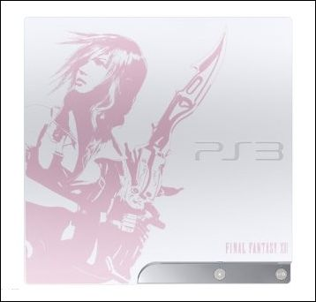 PS3(250GB) FF13 LIGHTNING EDITION