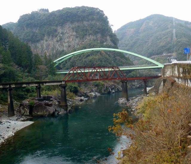 第4五ヶ瀬川橋梁1