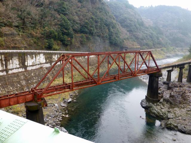 第4五ヶ瀬川橋梁3