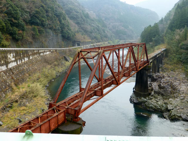 第4五ヶ瀬川橋梁6