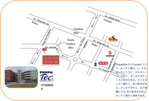2011 弁論大会map