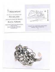 Exposición de joyería en Plata