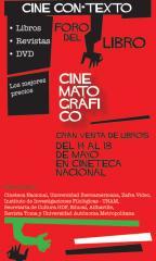 Cineteca Nacional libros