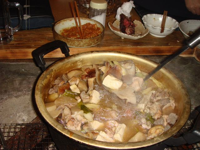 サトイモ煮モノ
