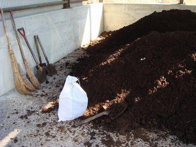 無料堆肥所