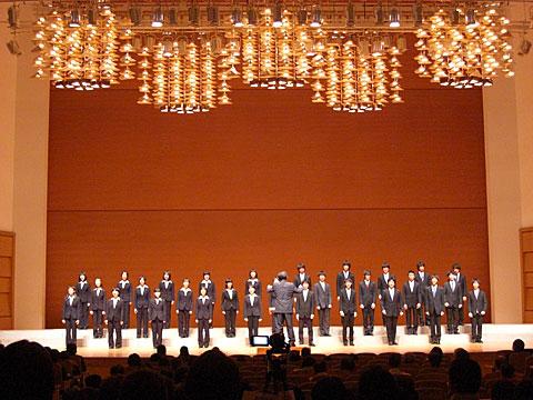 13 1/27 アカペラ合唱祭