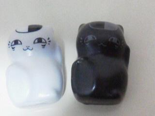 ニャンコ先生陶器4コレクション (5)