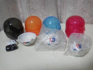 ニャンコ先生陶器4コレクション (1)