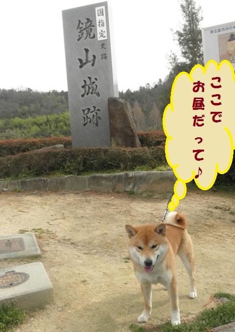 鏡山公園!