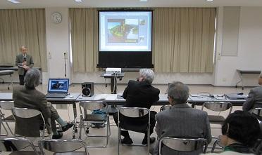 優秀賞に輝きました埼浦公民館の作品発表