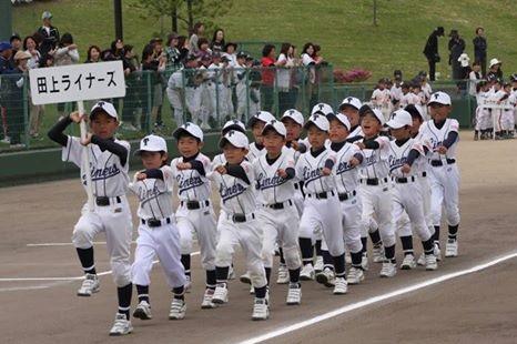 堂々の行進でチームの団結は高まりました。