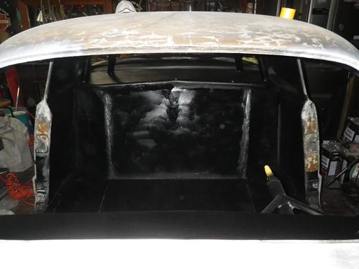 車内塗装 (3)