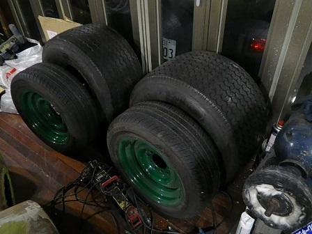 ドラッグタイヤ (2)