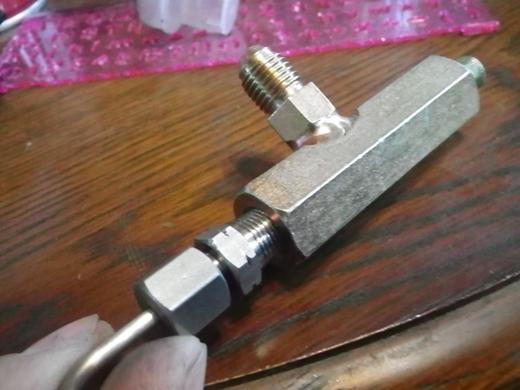 排気温度センサー
