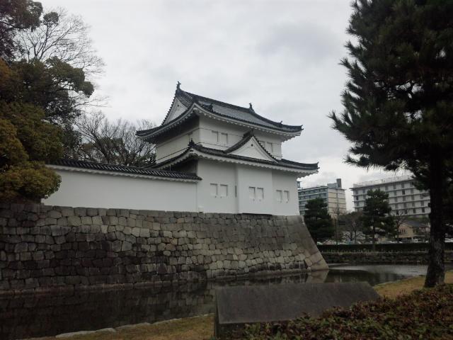 巽(南東)櫓