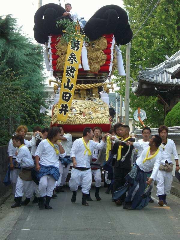 金生八幡宮 0901