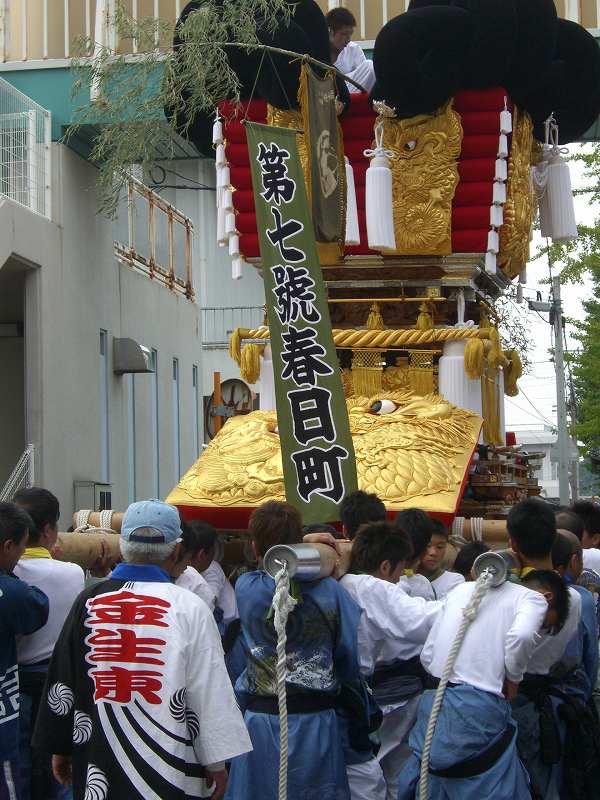 金生八幡宮 0907