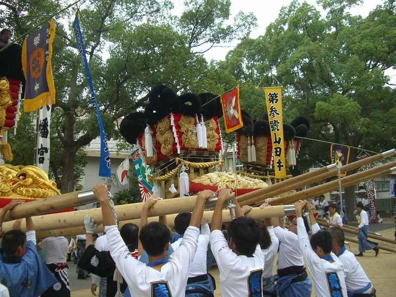 金生八幡宮 0908