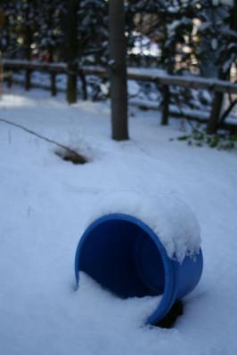 雪がすごいでしょ~!!