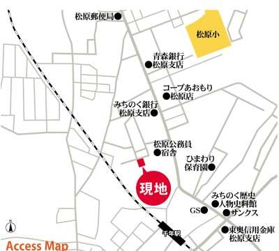 松原西地図2