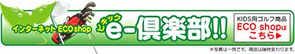 インターネットECOshop ピキックe-倶楽部 こちらへ