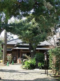 旧安田邸1