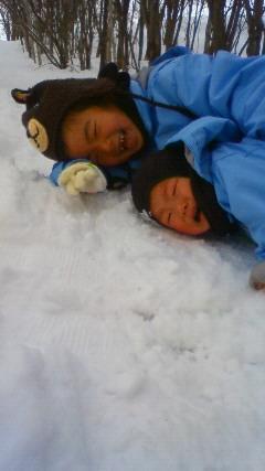 お姉ちゃん、冷たいよ~