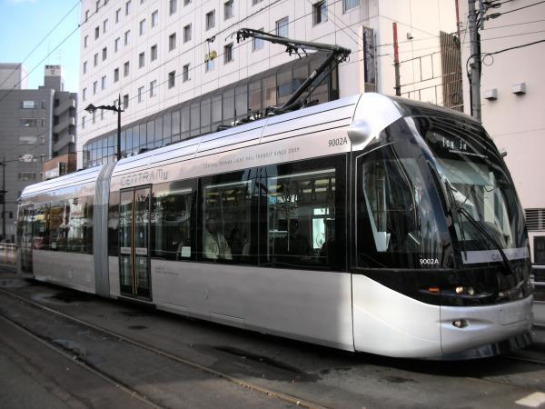 富山地鉄軌道7