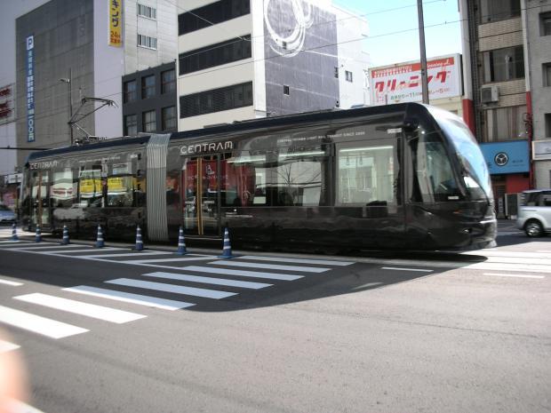 富山地鉄軌道8