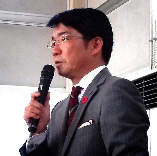 壬生町議会議員 おちあい誠記 後援会≪再結成総会≫へ応援に!①