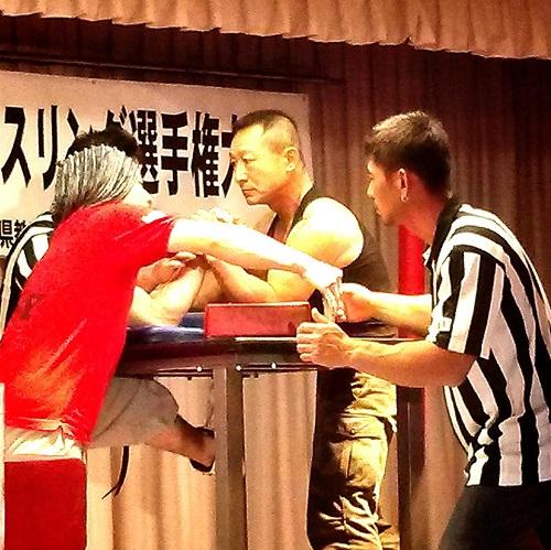第24回 オール栃木オープン<アームレスリング選手権大会>①