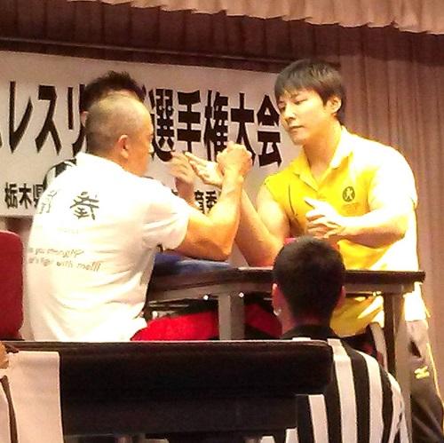 第24回 オール栃木オープン<アームレスリング選手権大会>②