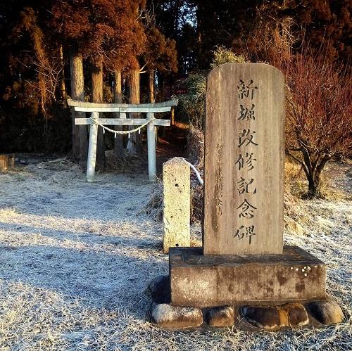 上田原町西組 鹿島神社へ!①