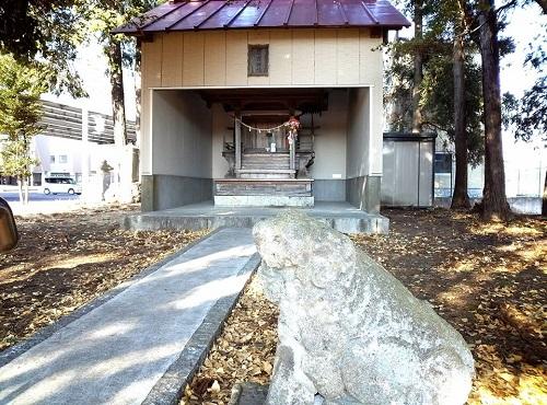 野沢町 星宮神社へ!②
