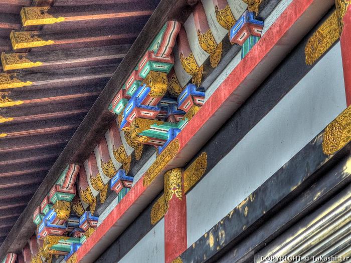 高台寺霊屋